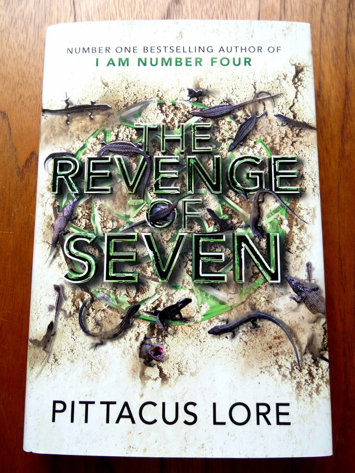 The Revenge of Seven review