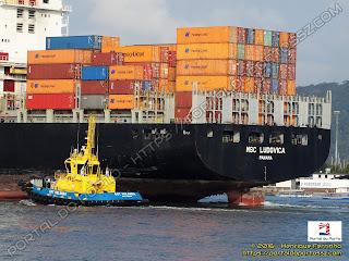 SST Holanda e MSC Ludovica