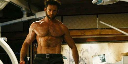 Hugh Jackman Ripped Batson's Bl...