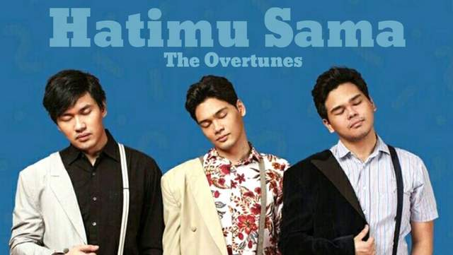 The Overtunes - Hatimu Sama