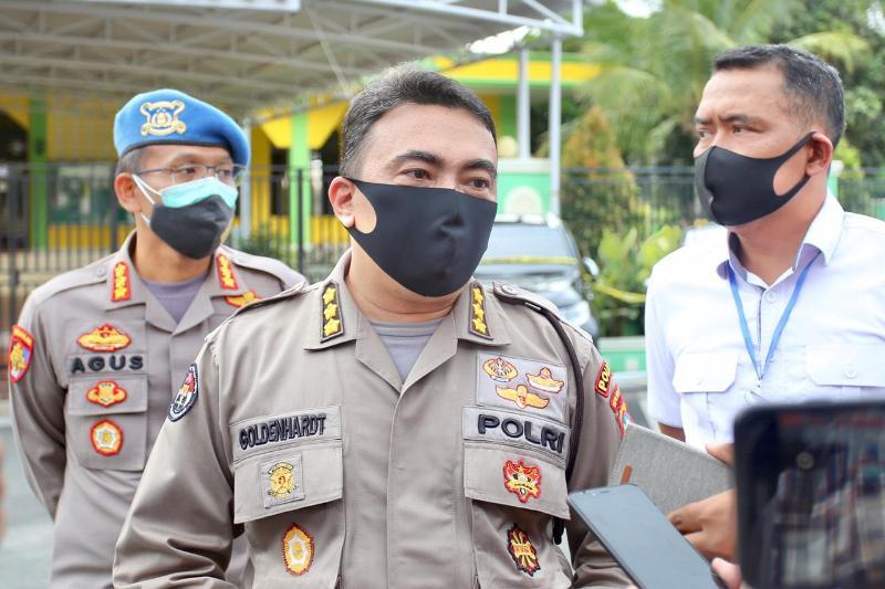 Tim Gabungan Polda Kepri Berhasil Amankan Oknum Anggota Polri Pelaku Penggelapan Kendaraan