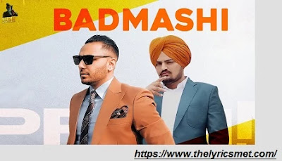 Badmashi Song Lyrics | Prem Dhillon | Sidhu Moose Wala | Latest Punjabi Songs 2020