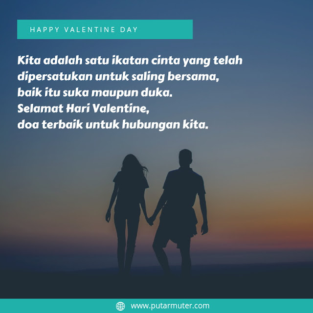 ucapan romantis selamat hari valentine