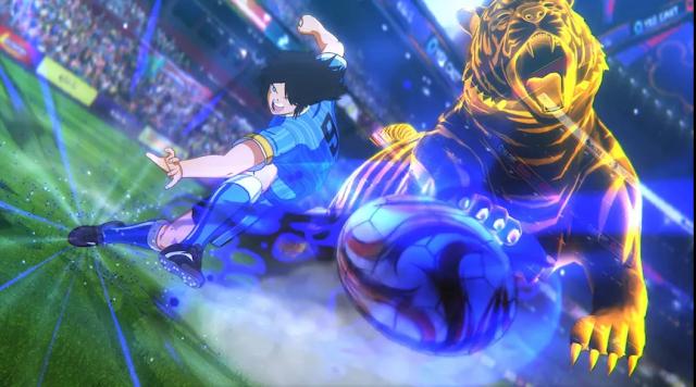 Game Captain Tsubasa Rise of New Champions