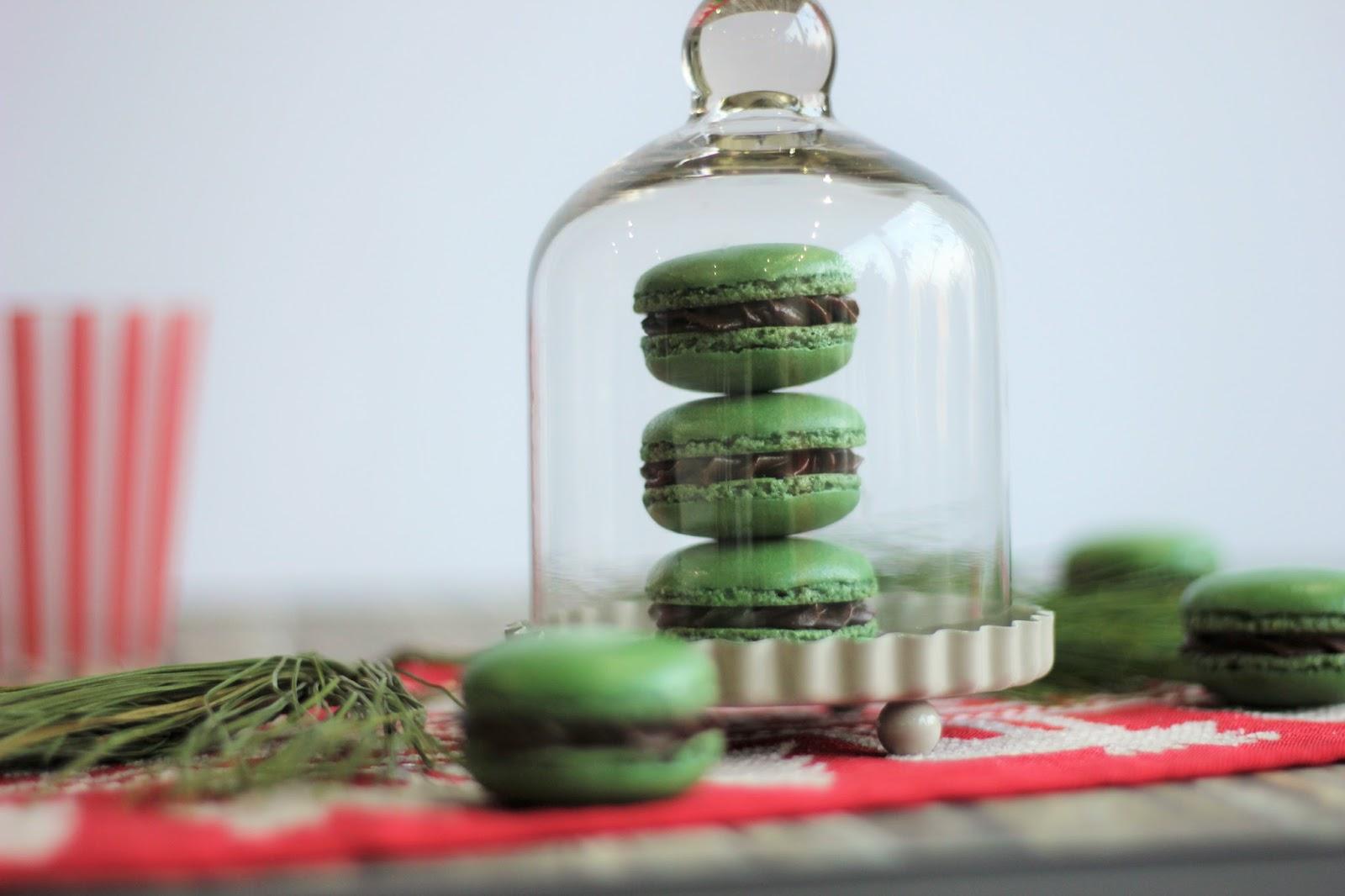 lebe liebe backe weihnachtliche macarons mit. Black Bedroom Furniture Sets. Home Design Ideas