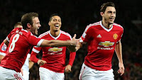 Manchester United vs Crystal Palace 2-0 Video Gol & Highlights
