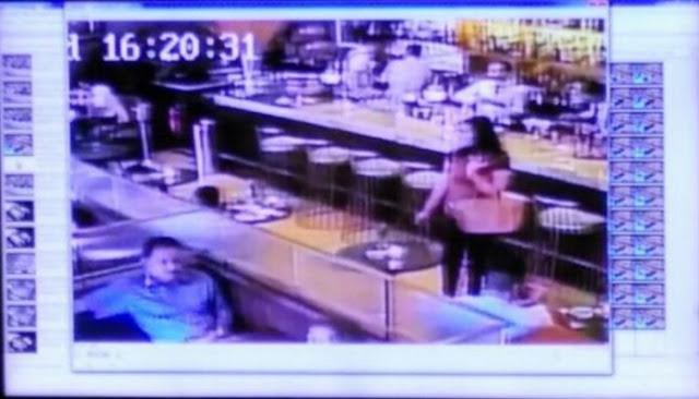 Detik-detik  Jessica Wongso Tuang Sianida ke Kopi Mirna Salihin Terungkap !