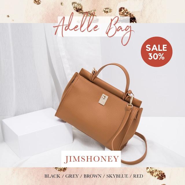 Jims Honey Adele Bag Brown