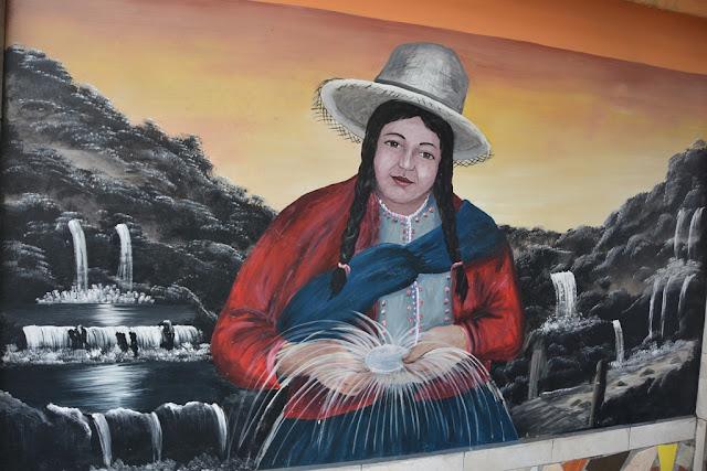 Market Artisanal La Mariscal Quito culture