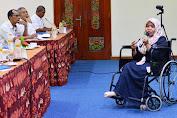 KPUD Loteng Dinilai Paling Buruk Melayani Hak-Hak Politik Disabilitas