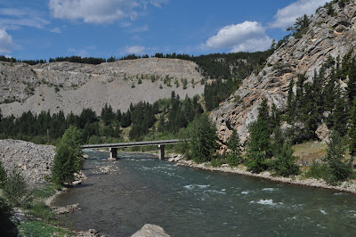 fishing Gibson Dam in Montana - Our Traveling Tribe