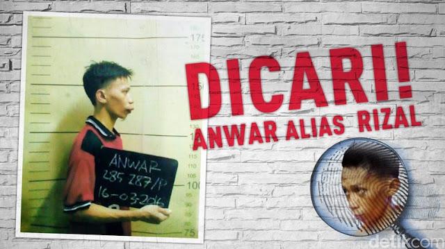 Polisi Akan Berikan Hadiah Bagi Masyarakat yang Beri Info Valid Soal Anwar