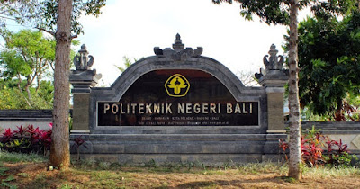 Jurusan dan Program Studi apa saja yang ada di Politeknik Negeri Bali | Perguruan Tinggi Negeri