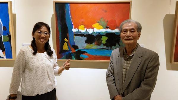 蘇能雄80回顧展、陳志昇錫藝展 彰化藝術饗宴