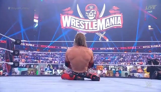 WWE: 2021 Royal Rumble Full Results