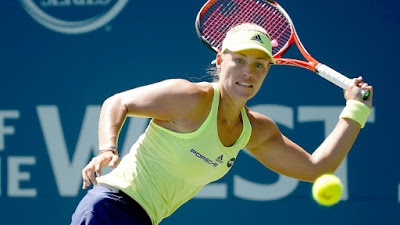 Angelique Kerber, WTA Brisbane, Australia, Tennis,