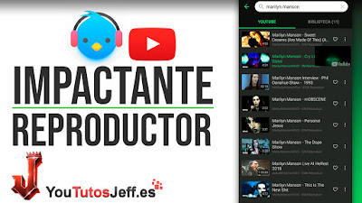 Reproductor para Youtube con Excelentes Funciones - Descargar Lark Player Gratis