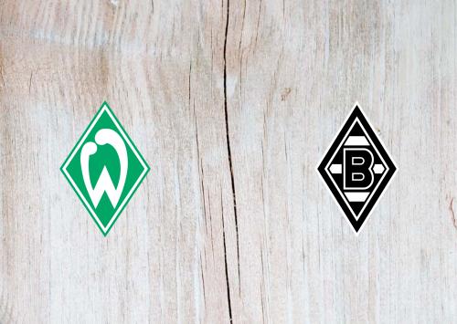 Werder Bremen vs Borussia M'gladbach -Highlights 22 May 2021