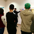 School Tours Continue — Britannia Secondary Students Visit Telling Stories/a visual art exhibition