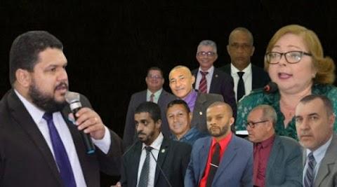 Vereadores de Itapetinga se perdem em meio à cusparada de Diga Diga