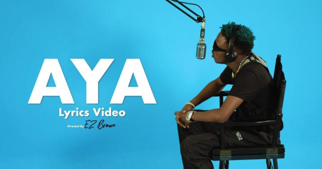 Marioo – Aya  Official Video Lyrics 