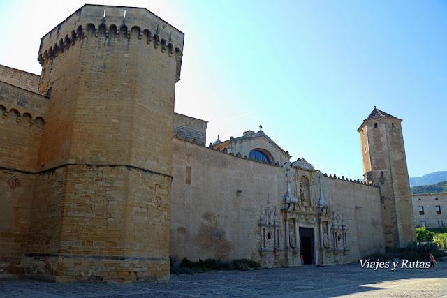 Iglesia del Monasterio de Poblet, Tarragona