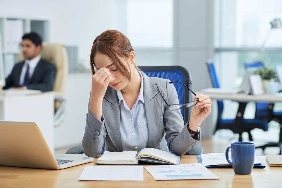 Complicaciones por estrés