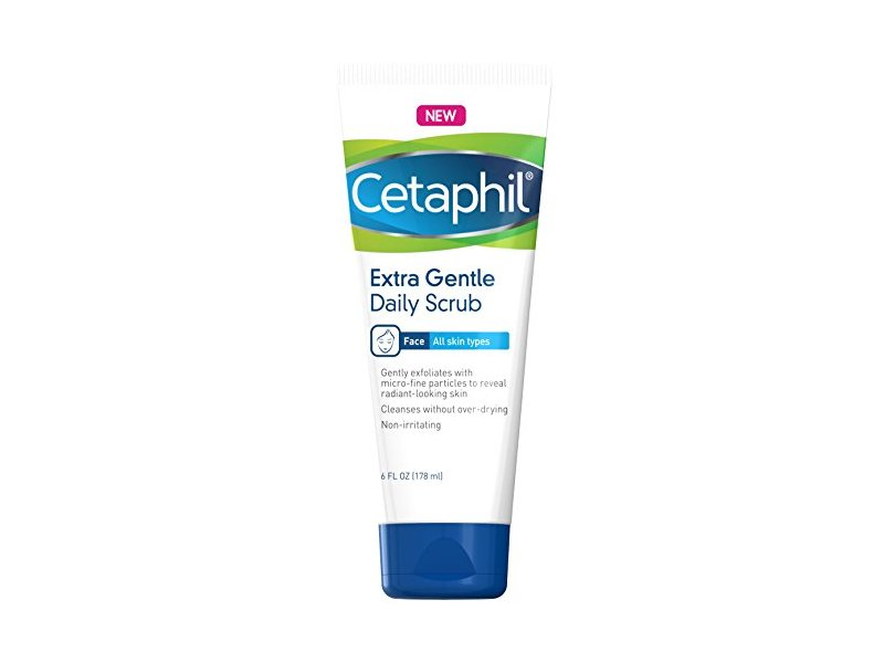 Cetaphil Extra Gentle Daily Scrub review on Life By Asha Singh
