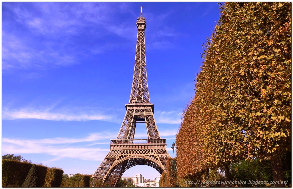 Fotos De La Torre Eiffel Paris