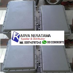 Jual Terminal Box WAROM Type BXJ  Untuk Pabrik di Sumarera
