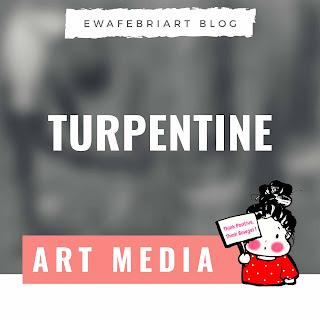 manfaat turpentine dalam cat lukis