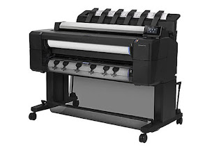 Review And HP DesignJet T2530 Drivers Download