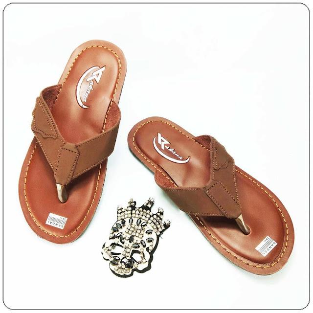 Sandal Imitasi Kulit | Rakana Sol Dws