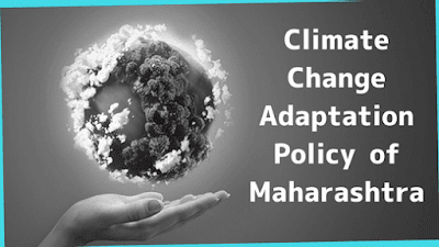 Climate Change Adaptation Policy of Maharashtra