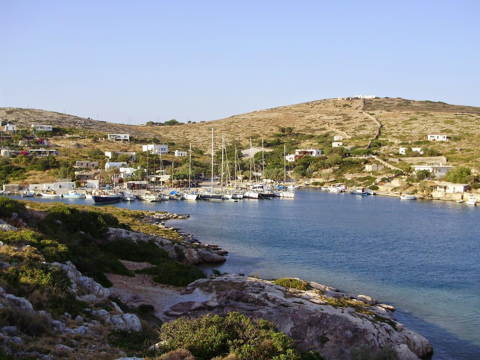 Arki, il porto