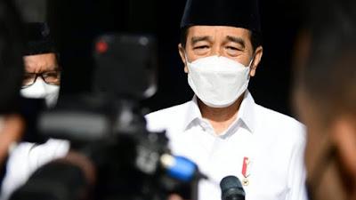 Jokowi Kenang Artidjo Alkostar: Penegak Hukum Jujur-Berintegritas Tinggi