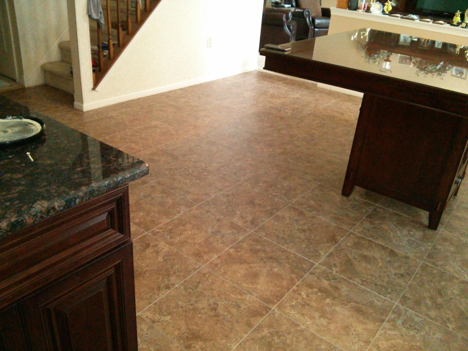 Floor Installation Photos Armstrong Alterna Tile