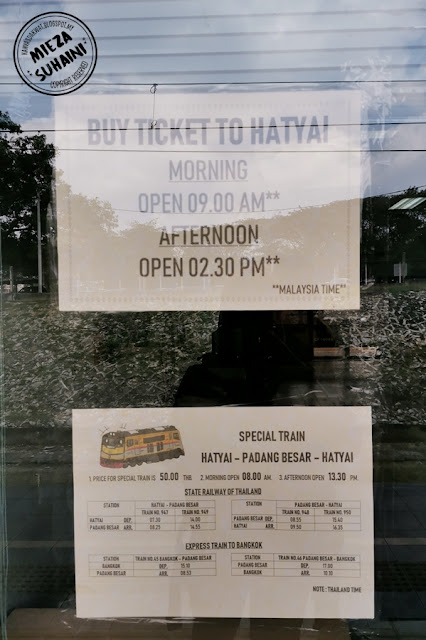 Trip ke Hatyai 2 Malam
