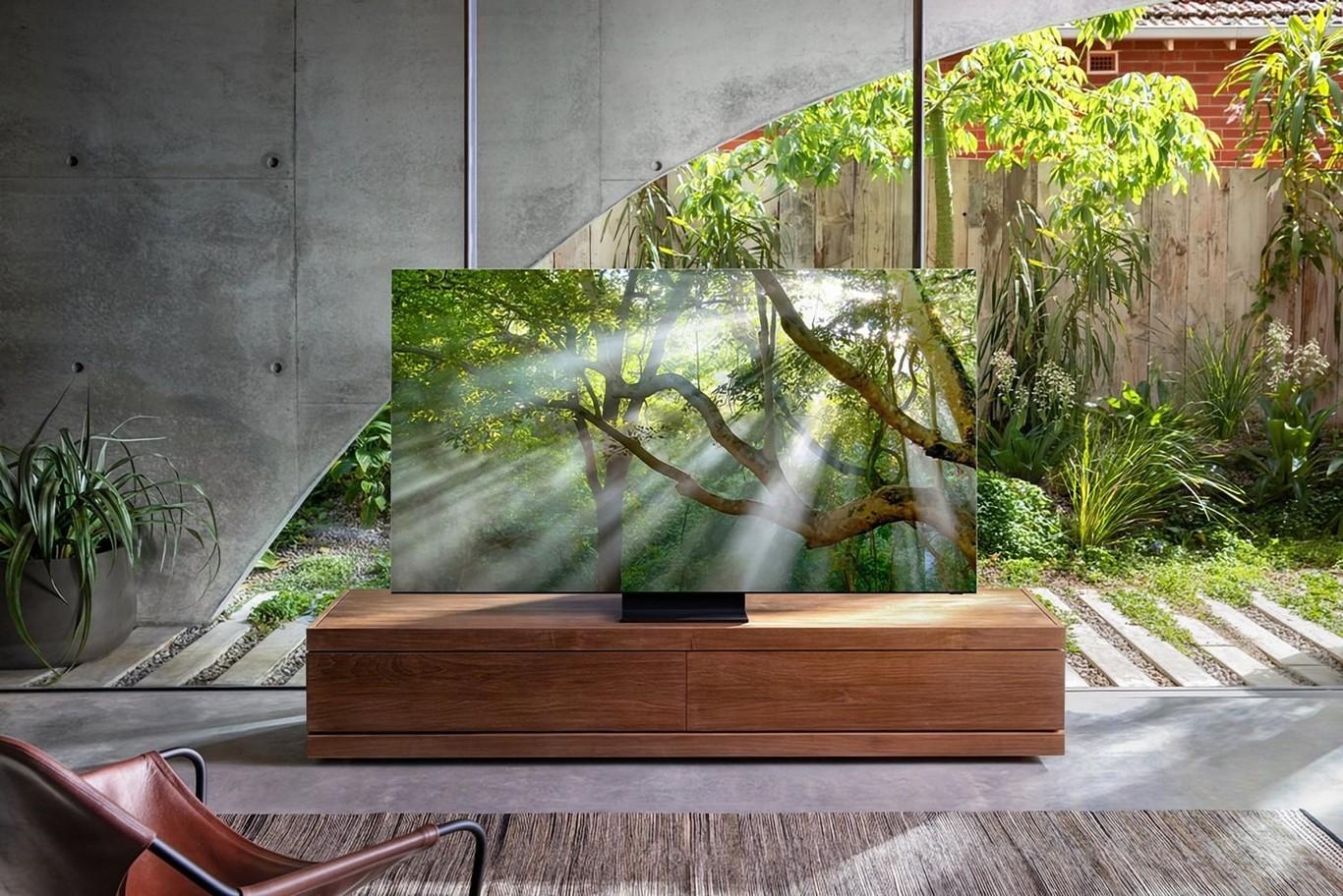 QLED 8K, impresionante innovación en imagen, sonido y diseño para disfrutar como nunca antes