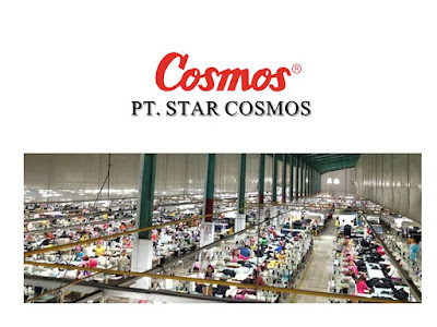 Lowongan Kerja PT STAR COSMOS Posisi: Staf Markom & Assistant Manager Strategic Management for Operational