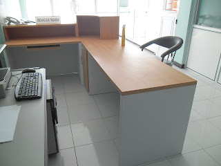 Desain Meja Customer Service Tahun 2020 + Furniture Semarang