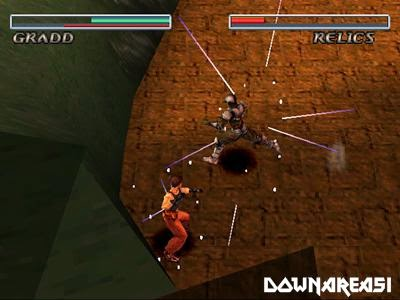 Destrega PSX Game Screenshot