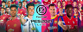 eFootball PES 2021 Lite Is Live Now ( Free Version )