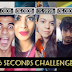 6 Second blink Challenge, cara mendapatkan Instagram blink game yaitu blink at 6 seconds filter