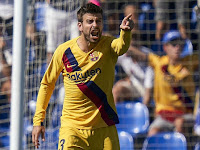 Barcelona Wins, Gerard Pique Attack Management