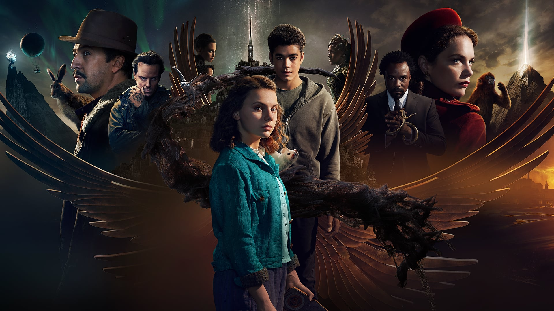 Parada Temporal: His Dark Materials 2x01 – The City of Magpies