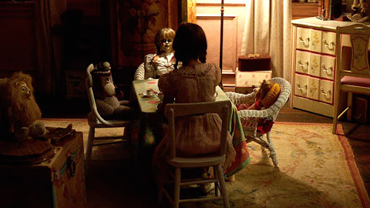 Reseña: Annabelle: Creation (2017)