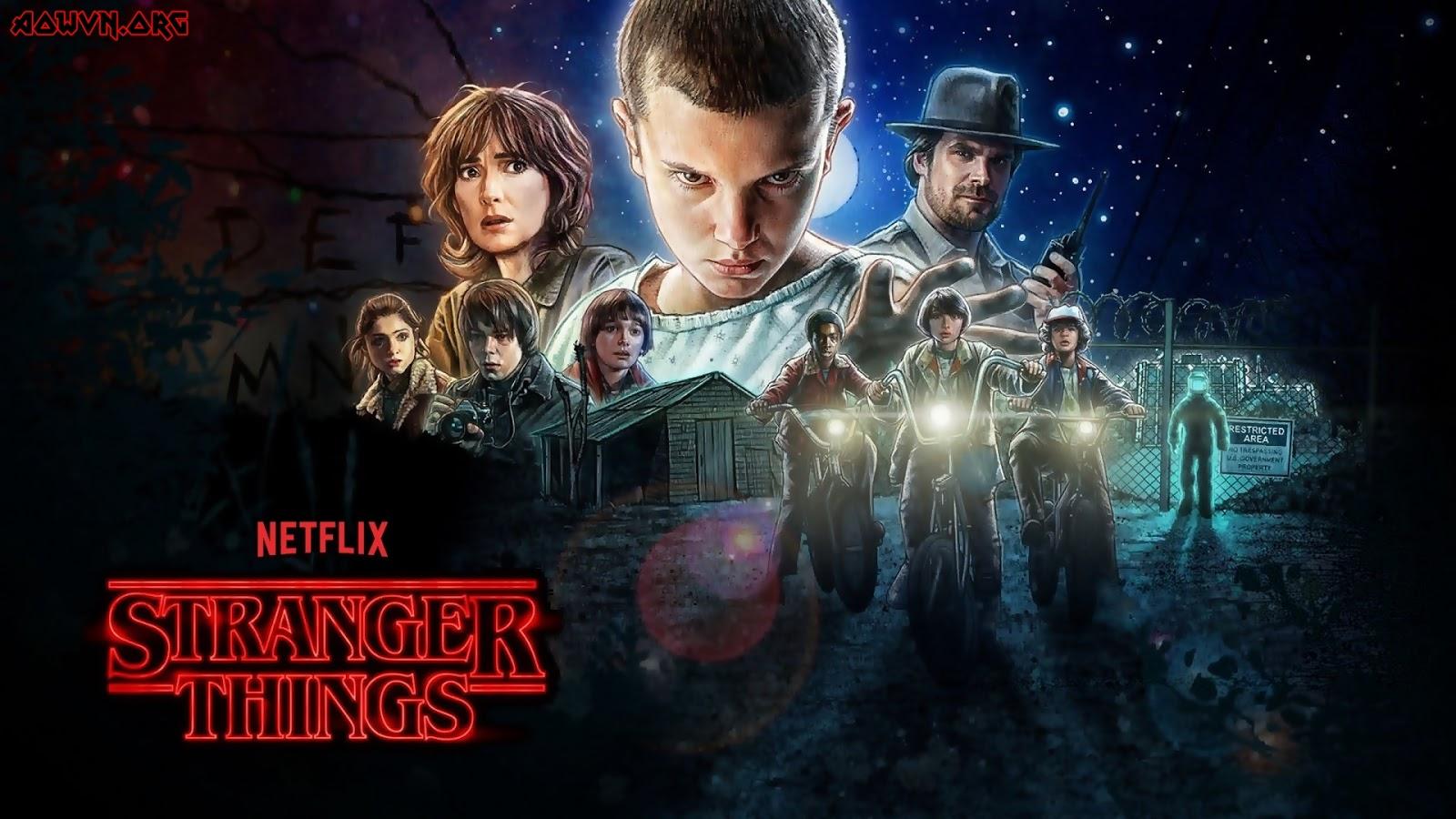 1 97YEAgTwIPTvAT Bz7VcAw - [ Phim 3gp Mp4 ] Stranger Things SS1 + SS2 | Vietsub - Siêu phẩm Netflix - Kinh Dị - Viễn Tưởng