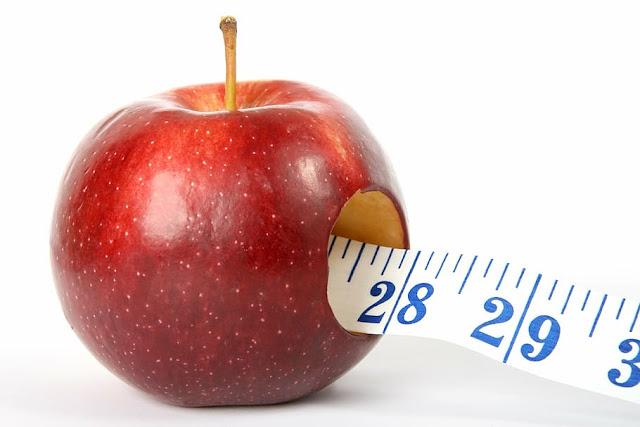 عدد السعرات الحرارية التي يحتاجها الجسم لنقص الوزن
