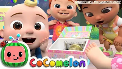 Head Shoulders Knees and Toes Song Lyrics | CoComelon Nursery Rhymes & Kids Songs